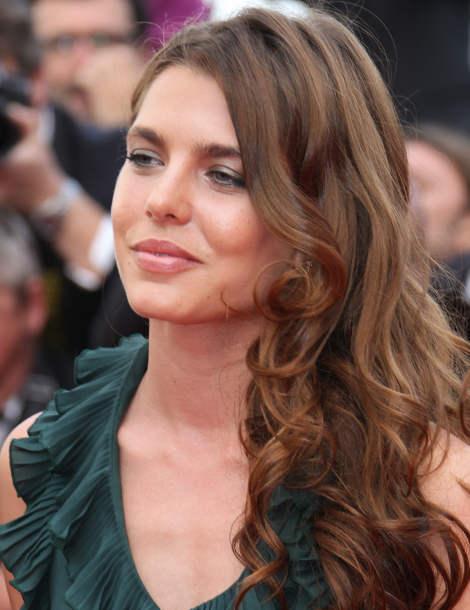 Charlotte Casiraghi représente Gucci visage