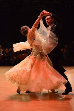 La danse...