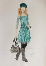 Mes dessins de mode !!!
