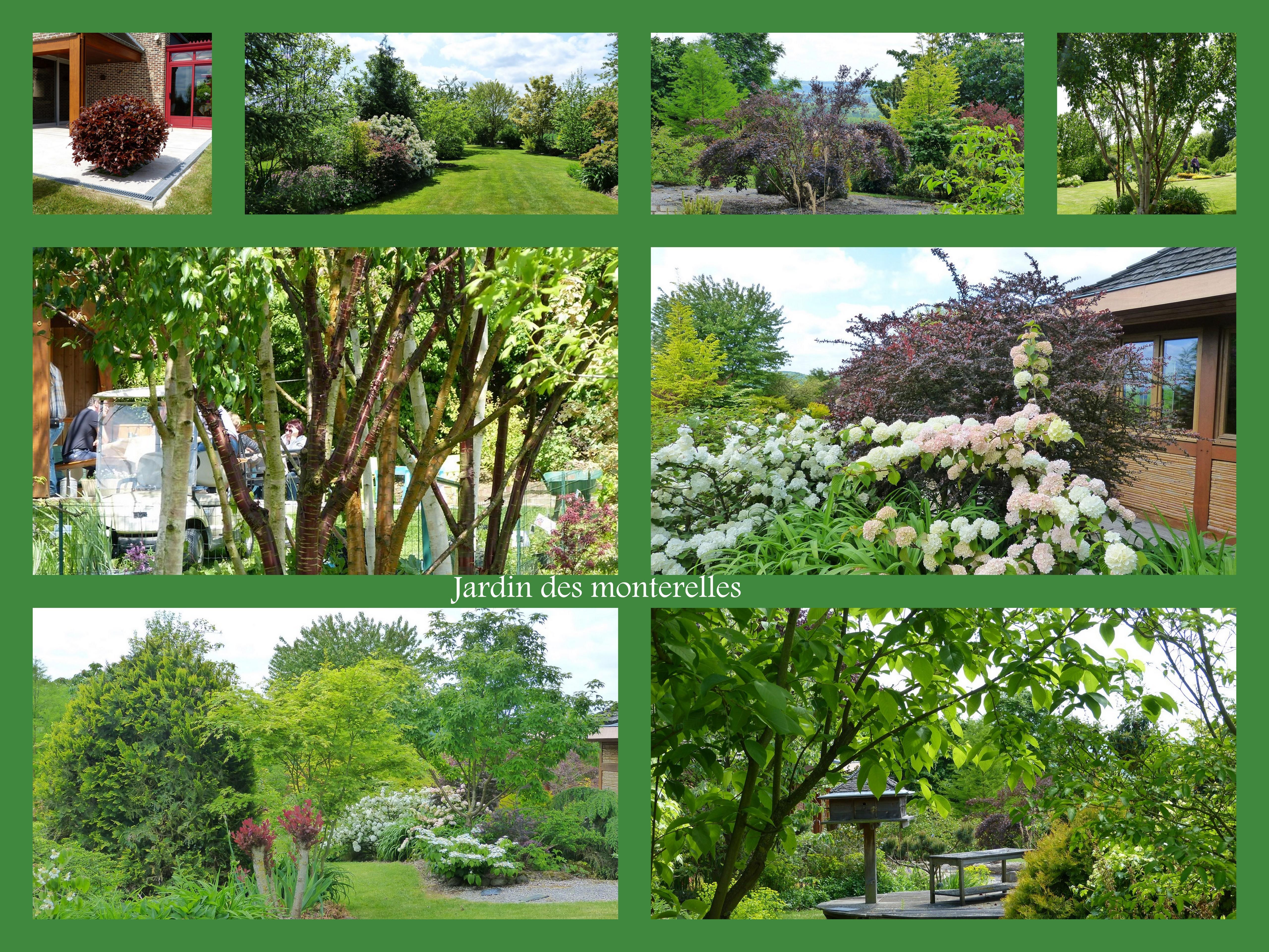 Le jardin des monterelles for Le jardin de plaisance 87