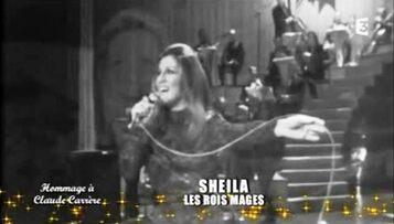 Claude Carrère : Chante, Chante, Chante... HOMMAGES.