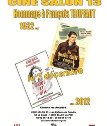 Hommage à François TRUFFAUT