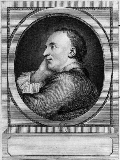 Portrait de Diderot par Garand