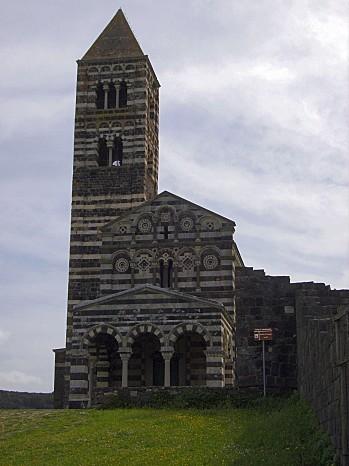 basilique de Saccargia