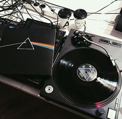 Mon amour pour les vinyles