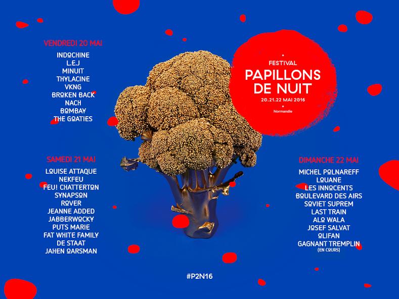 La Programmation du Festival Papillons de Nuit [Concert/Sortie ]