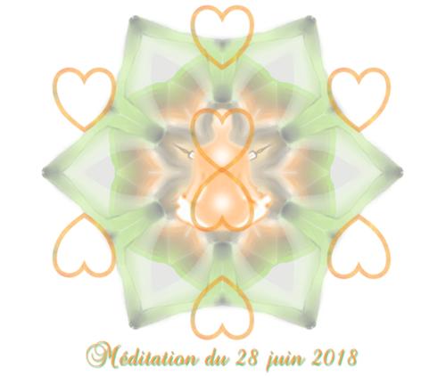 Méditation du 28 juin 2018