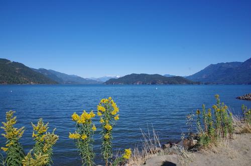 Jour 27 et 28 - Harrison Hot Spring, Vancouver et retour
