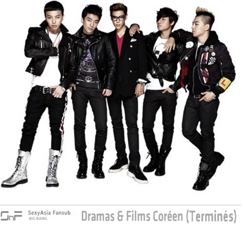 SnF Entertainmenten Corée (Terminés)
