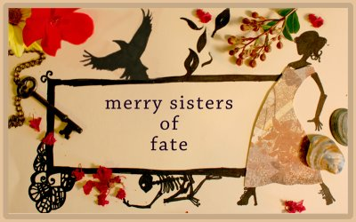 The Merry Sisters of Fate Maggie Stiefvater, Tessa Gratton & Brenna Yovanoff