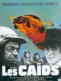 LES CAIDS BOX OFFICE FRANCE 1972