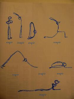 La Salutation au Soleil en Yoga