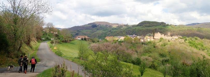 De Moulibez à Castelnau Pégayrols