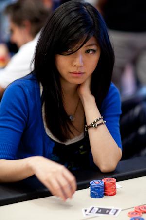 Xuan Liu, joueuse professionnelle douée et sexy
