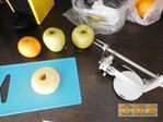 Tresse feuilletée aux pommes