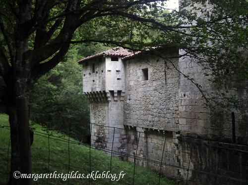 Le prieuré de Merlande (Dordogne) - The Merlande's priory (Dordogne)