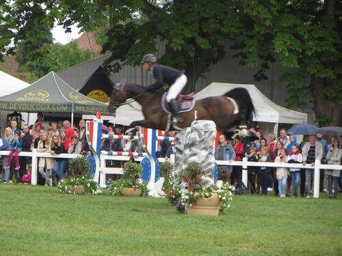 Jumping International de Bethune 201