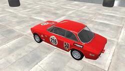 Alfa Romeo GTA 1600