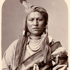 Uriewici or Jack Tendoy. Shoshone. 1880. Photo by C.M. Bell. Source - Smithsonian National Museum of