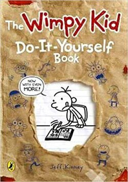 The Diary of a Wimpy Kid - D-I-Y Book