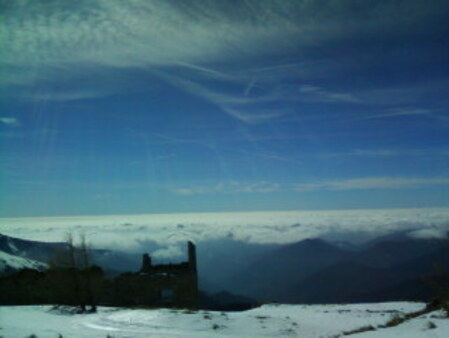 DOMANDALAS  photos mer et nuage 1er crocus