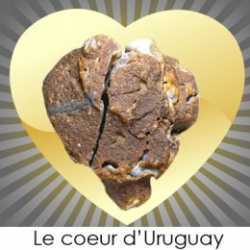 le chemin du la pierre-coeur d'Uruguay - 2011