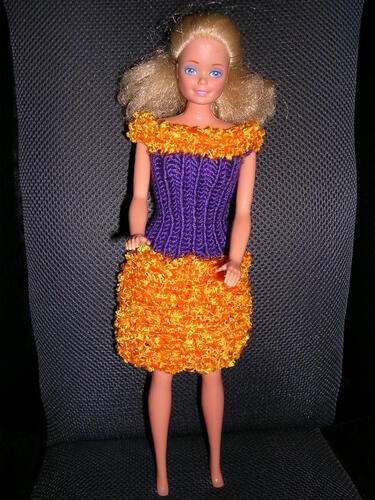 Hortens - robe de soirée n°2