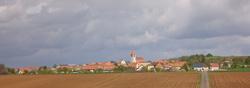 MINVERSHEIM : Mon village natal