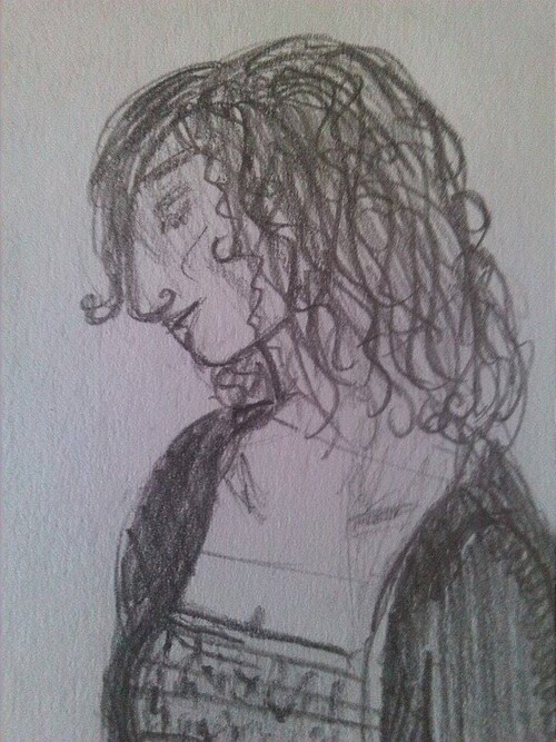 Croquis - Portraits