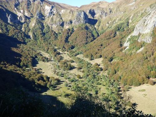 La Vallée der Chaudefour.Clichés de Roland.05.10.2016