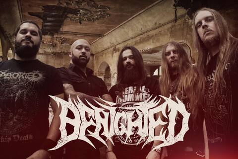 BENIGHTED - Premières infos à propos du nouvel EP Dogs Always Bite Harder Than Their Master