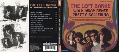 Chefs d'oeuvre oubliés # 3: The Left banke - Walk away Renée...Pretty ballerina (1967)