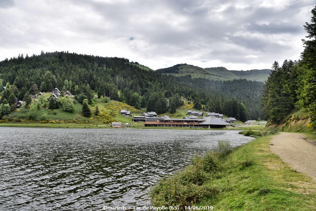 Lac de Payolle - Campan (65)