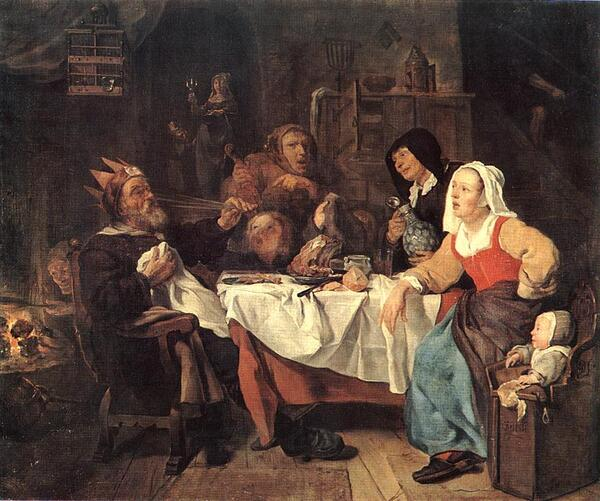 Dimanche - Les Rois : La fête à la galette !