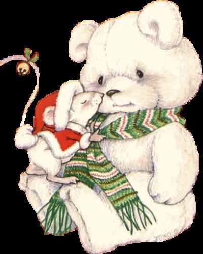 Animaux de Noël / 11
