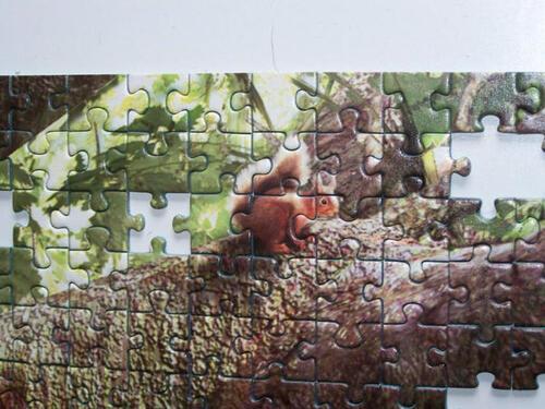 Avancée sur le puzzle de la licorne
