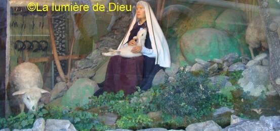 Lourdes : Le musée de cire