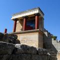 Voyage en Crète - Knossos