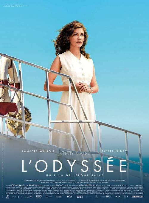 L'odyssée (BANDE ANNONCE) avec Lambert Wilson, Pierre Niney et Audrey Tautou - Le 12 octobre 2016 au cinéma.