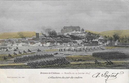 Napoléon à Brienne