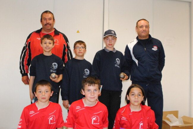 Qualifs et Concours Jeunes 2014.