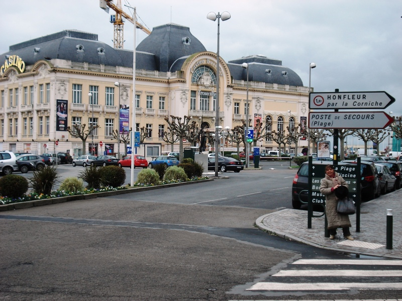 SUITE DES PHOTOS DE   TROUVILLE