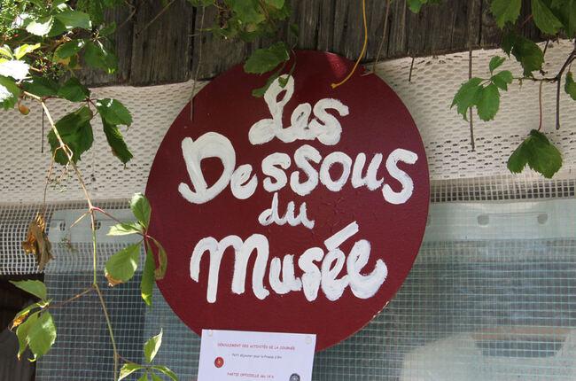Musée du Bouton, une belle fin