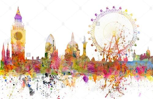 Allons donc à London ....