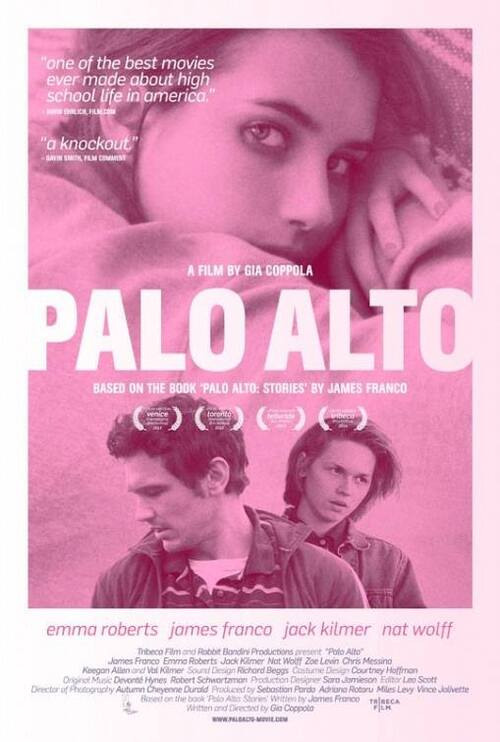 """Bonsoir a l'honneur : """" Palo Alto """""""
