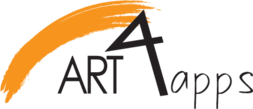Art 4 Apps Logo