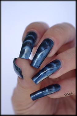 Vernis Magnetic made by Color club!