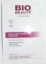 exfoliant doux par bio bieauté by nuxe