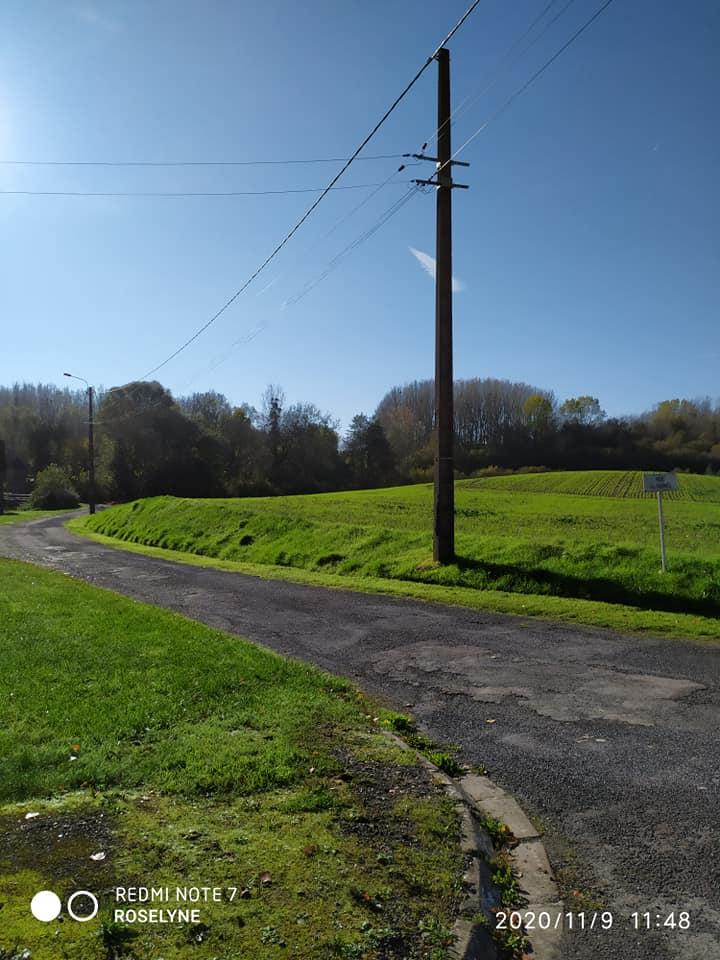 L'image contient peut-être: ciel, herbe, arbre, plein air et nature, texte qui dit 'REDMIE7 7 REDMI NOTE ROSELYNE 2020/11/9 11:48'