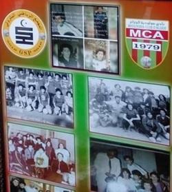 MCA Section Dames : Menia Lynda